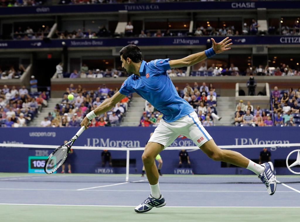 Novak Djokovic us open adidas 2016