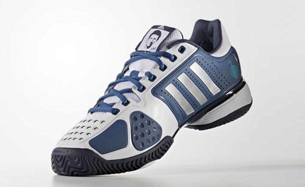 Novak Djokovic adidas pro sneakers