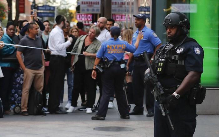 NYC Terrorism