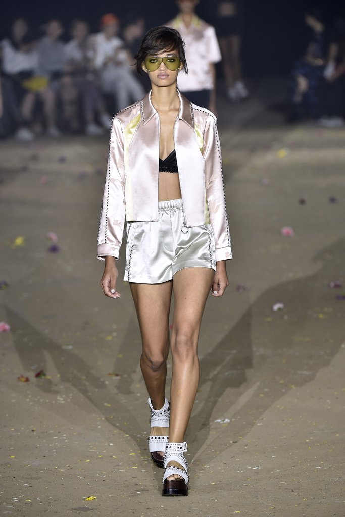 3.1 Phillip Lim Spring 2017 Collection