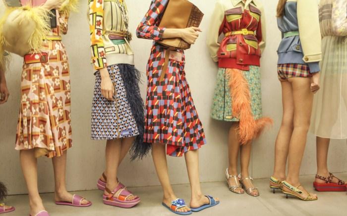 Milan Fashion Week: Prada
