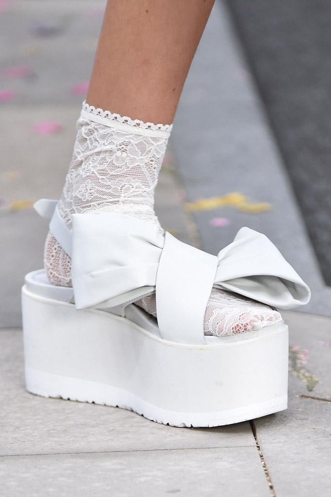 Preen by Thornton Bregazzi Ugg Spring 2017 Shoes