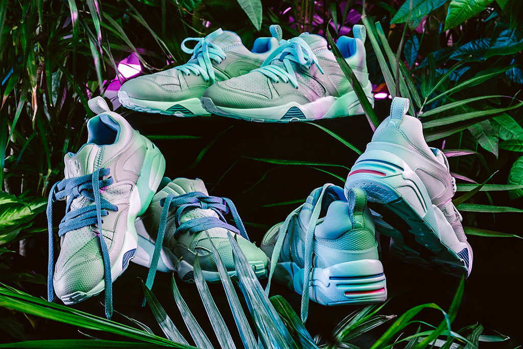 Puma x Pink Dolphin Wave of Glory Capsule