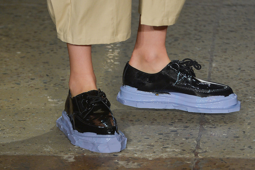 Pyer Moss Collaborates With Yeezy Shoe