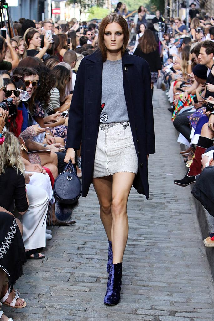 Rebecca Minkoff Ready to Wear Fall 2016