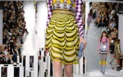 London Fashion Week: Mary Katrantzou