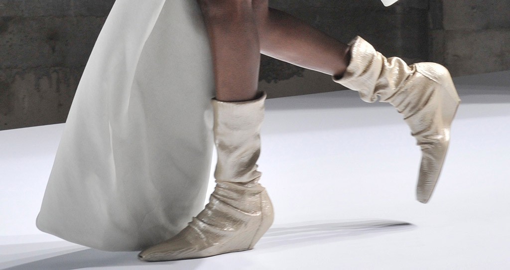 Rick Owens Spring 2017 Shoes