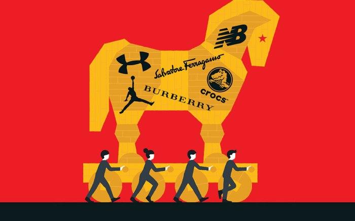 China Counterfeiting