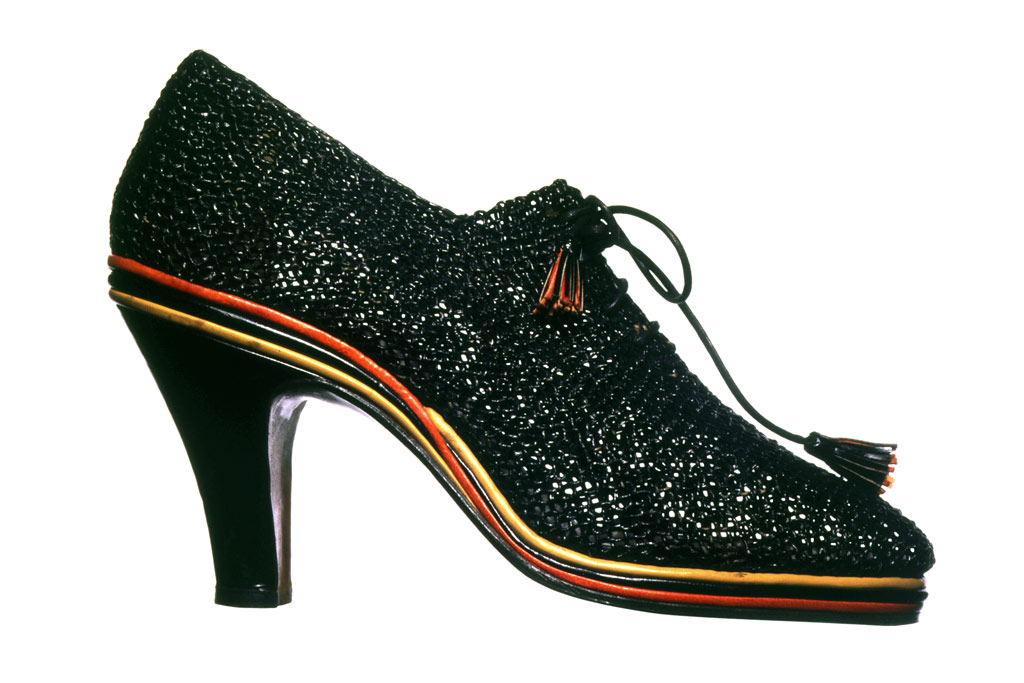 Salvatore Ferragamo Archive Cellophane Shoe