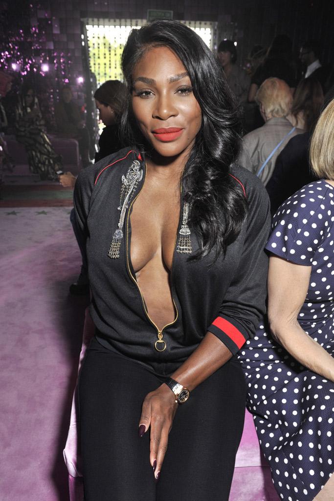 Serena Williams Gucci