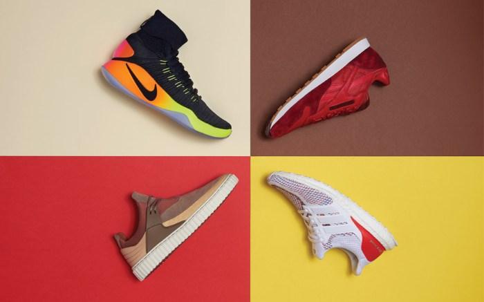 Nike, Reebok, Adidas, Creative Recreation sneakers