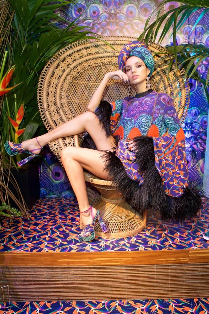 Sophia Webster Spring '17 Collection London Fashion Week
