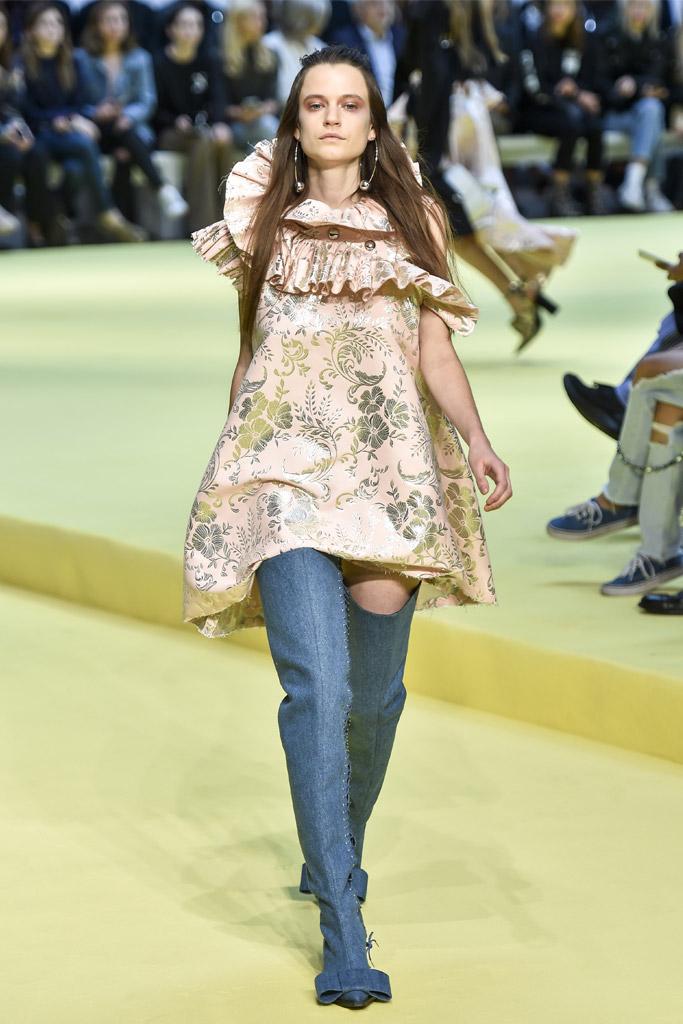 Marques' Almeida London Fashion Week