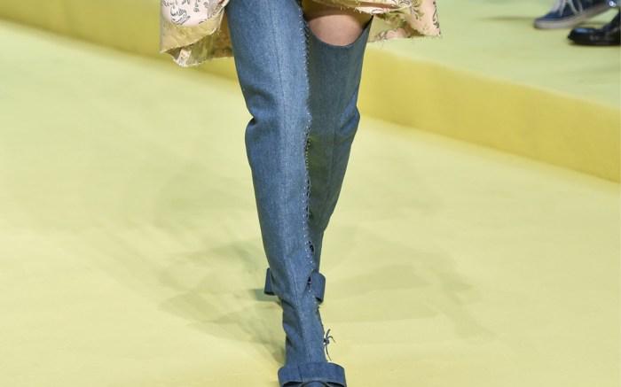Marques Almeida London Fashion Week