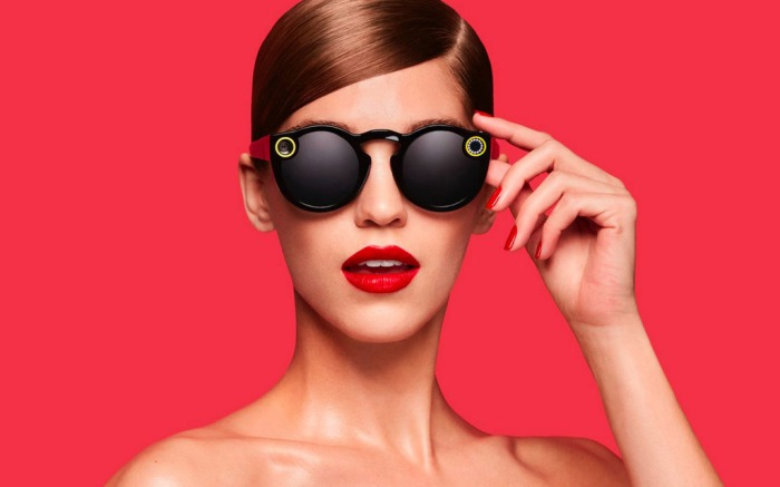 Snap Inc's Spectacles