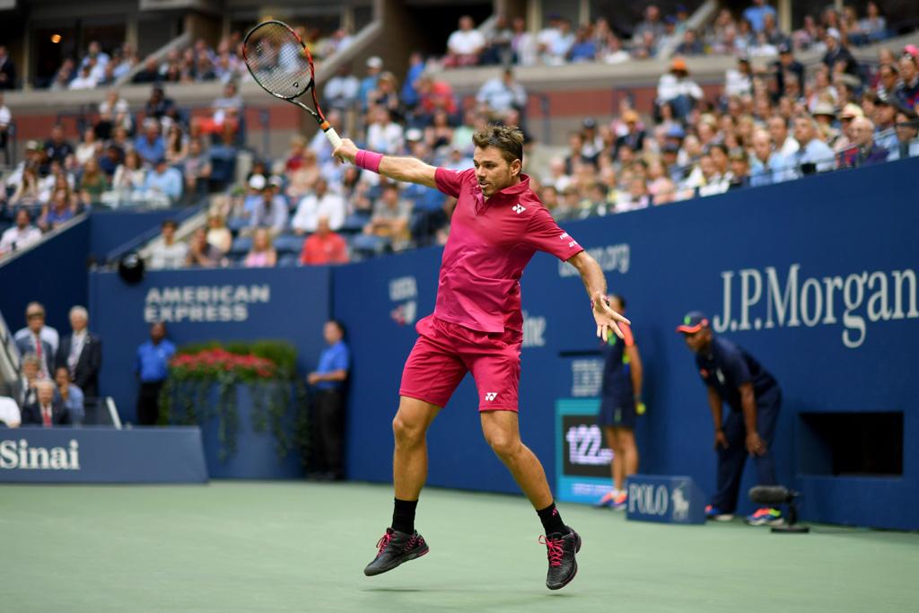 Stanislas Wawrinka U.S. Open