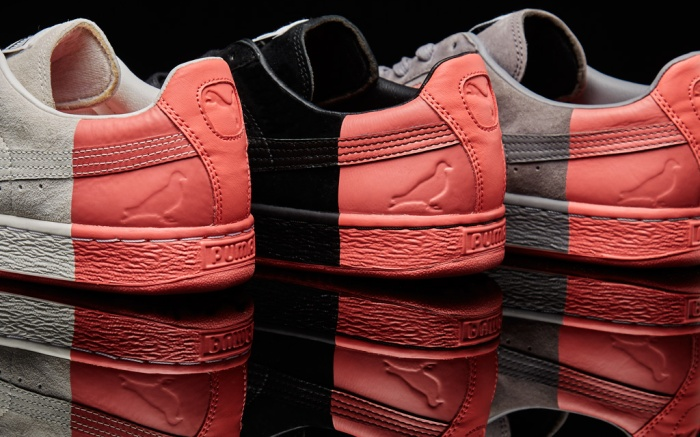 Staple Puma Suede