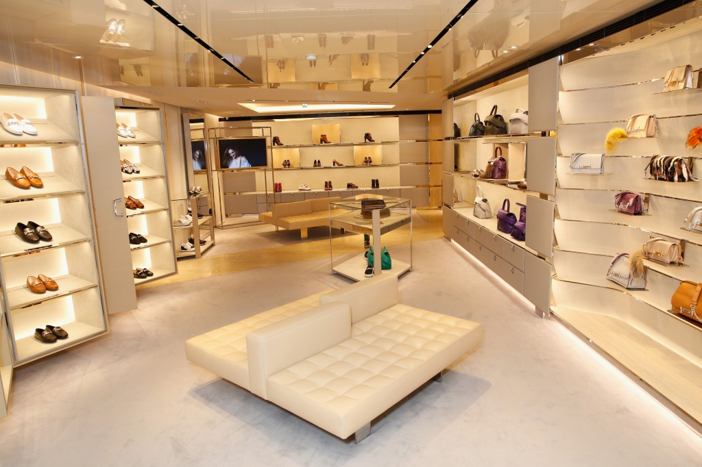 Inside the new Tod's London flagship