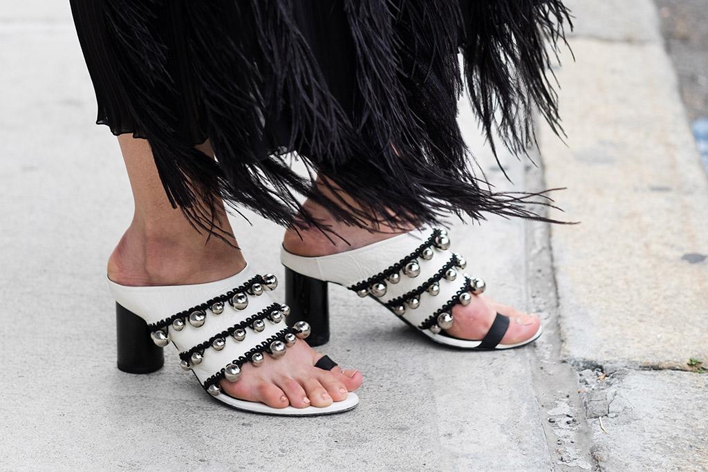 New York Fashion Week Spring 2017 Street Style