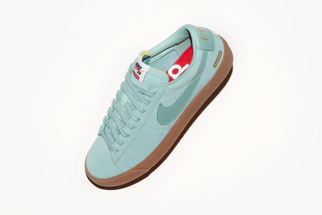 Supreme Nike Blazer Low GT