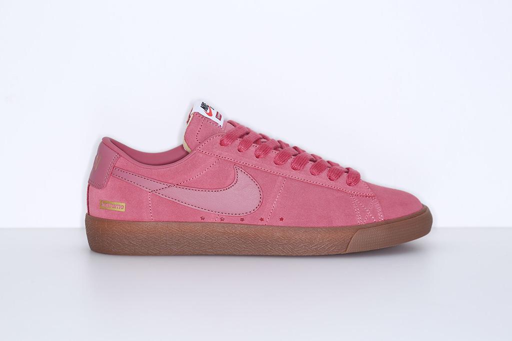 Supreme Nike SB Blazer Low GT Sneaker