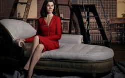 cbs the good wife Julianna Margulies