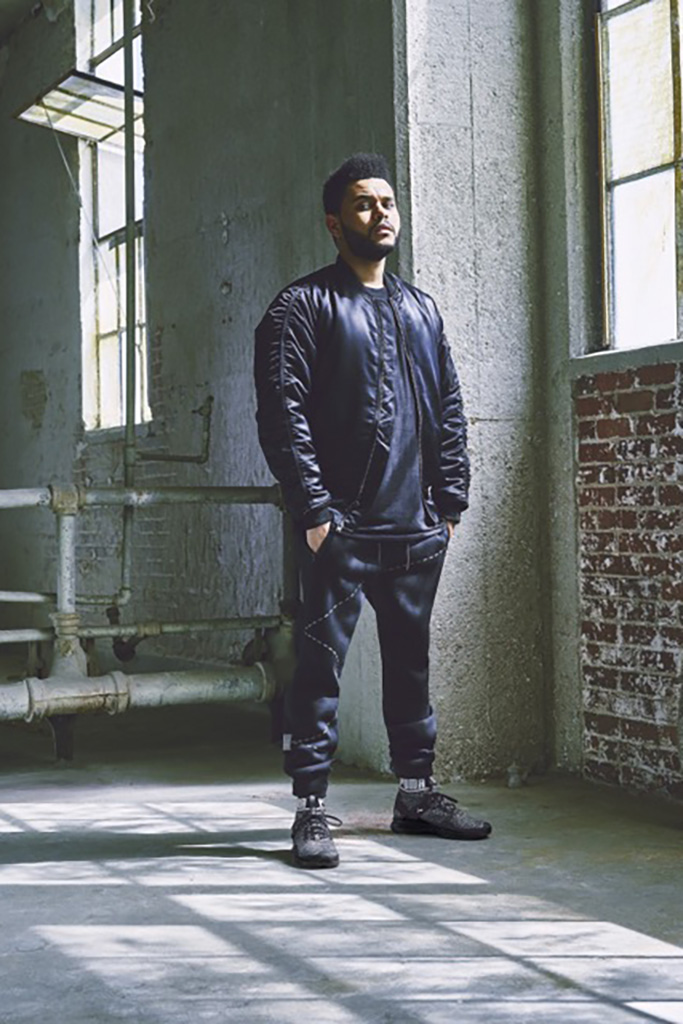 The Weeknd Puma