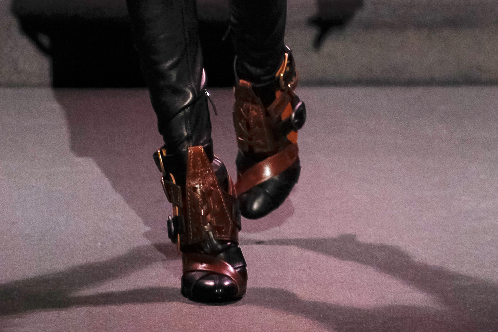 Tom Ford Fall 2016 Shoes