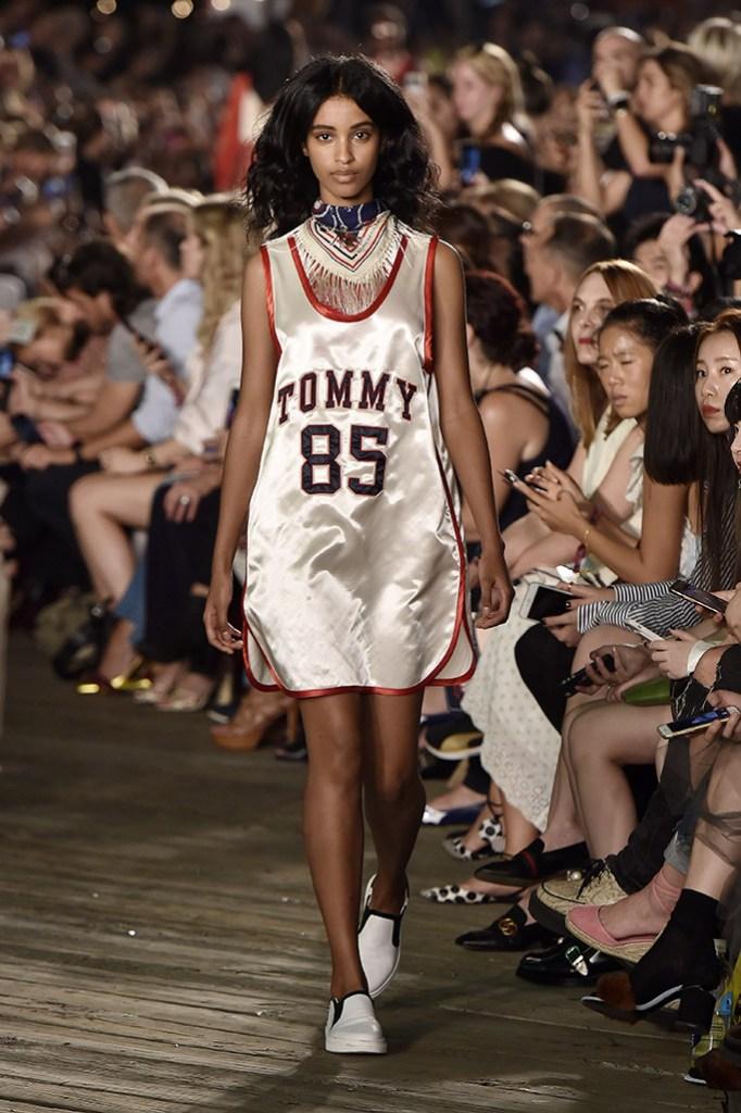 Gigi Hadid Tommy Hilfiger Collection