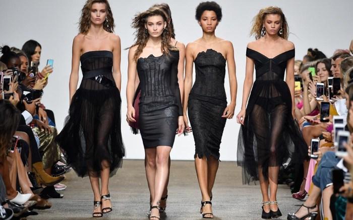 topshop unique london fashion week