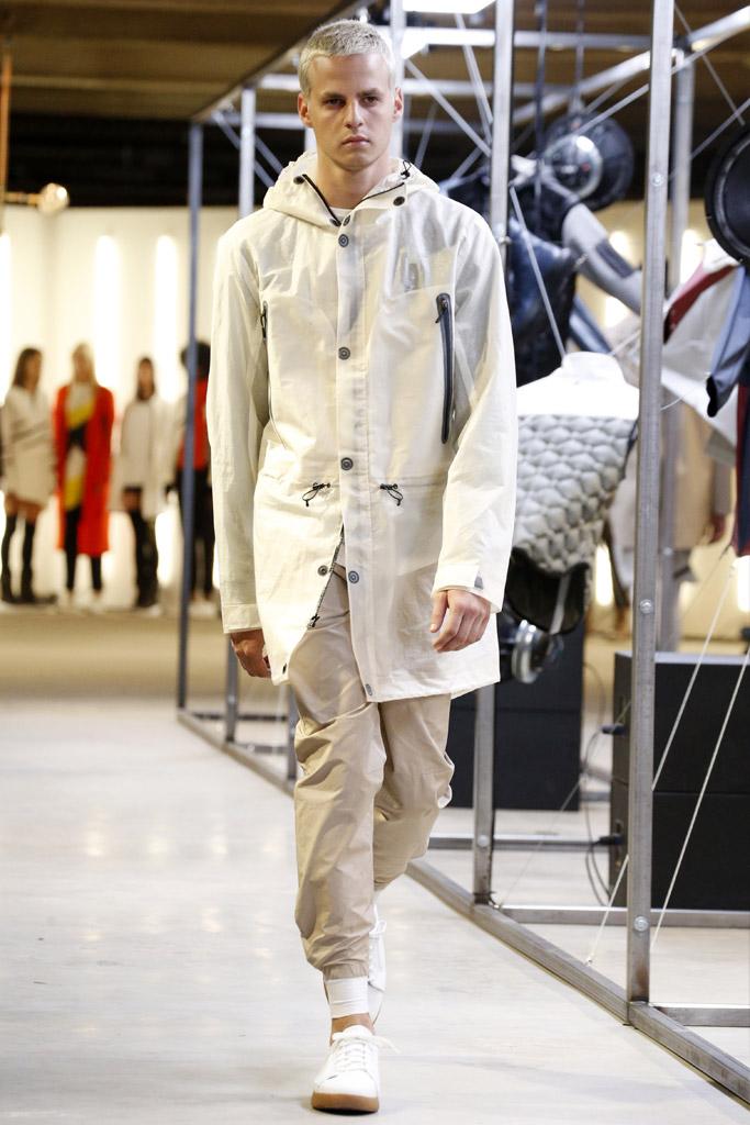 Under Armour Sportswear UAS at New York Fashion Week