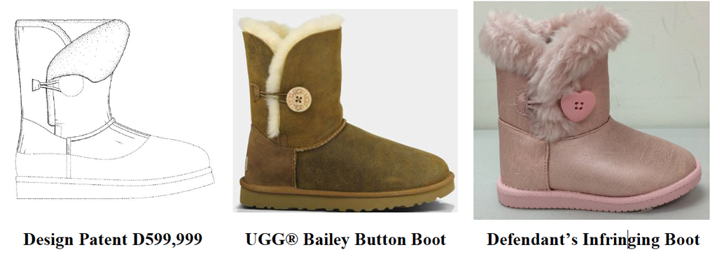 Deckers Ugg Target Court documents