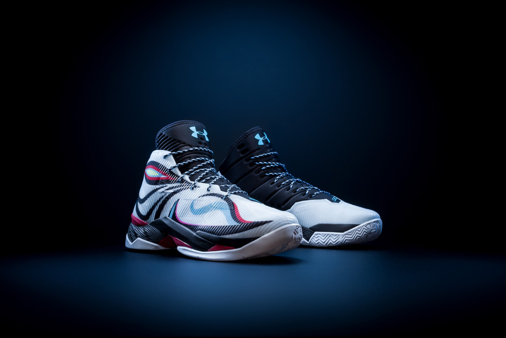 """Under Armour Curry 2.5 """"Erlang Shen."""""""
