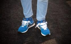 Sneaker Street Style