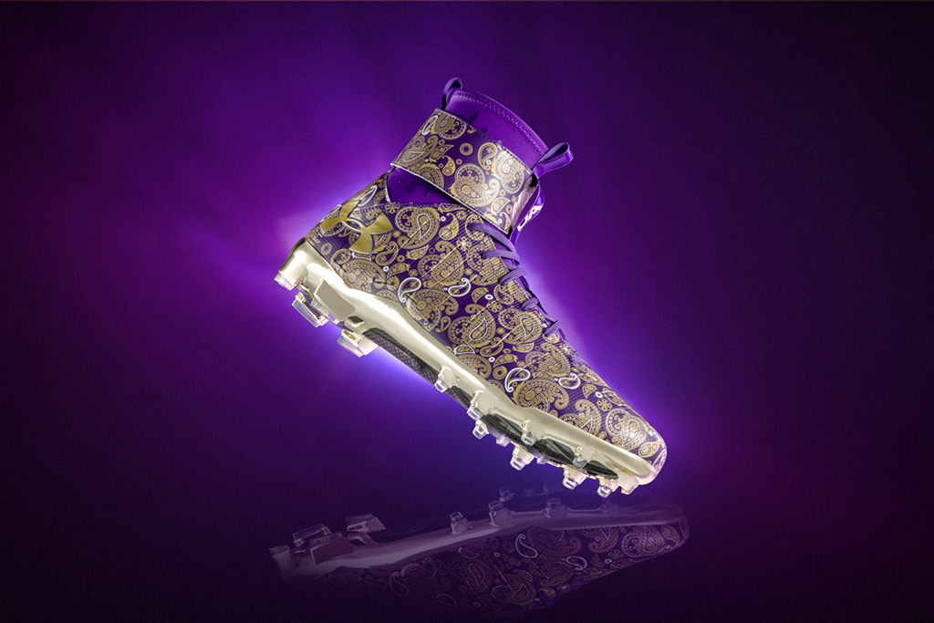 Cam Newton Under Armour MLK Prince
