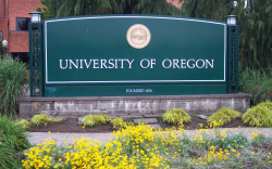 University of Oregon and Air Jordans