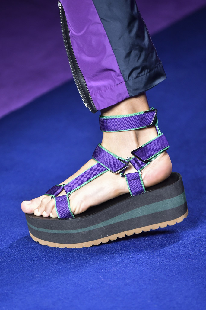 Versace Spring 2017 Shoes