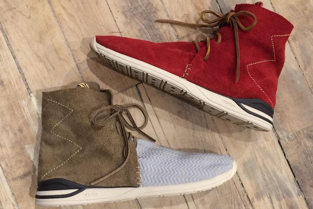 Visvim spring 2017 shoes