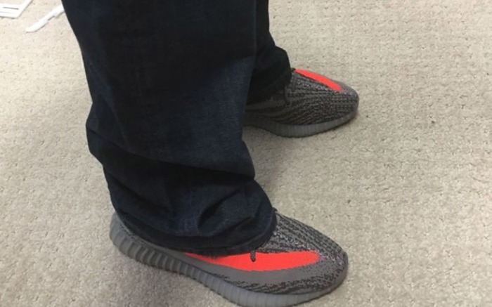 Yeezy Boost Baggy Jeans