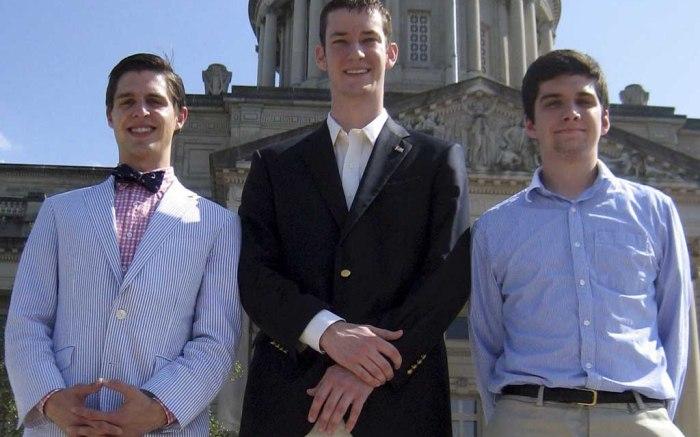 young republicans millennial fashion