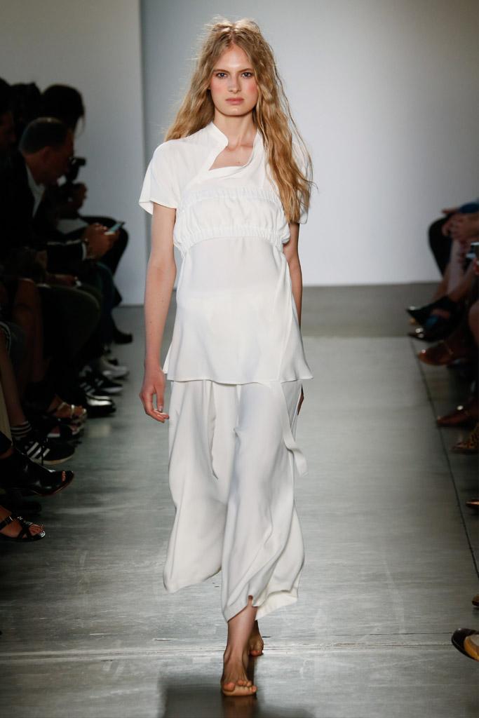 Zero + Maria Cornejo spring '17 collection.