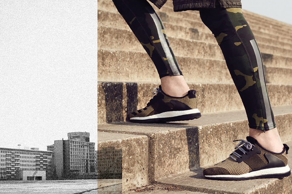 Adidas Consortium's Day One Collection