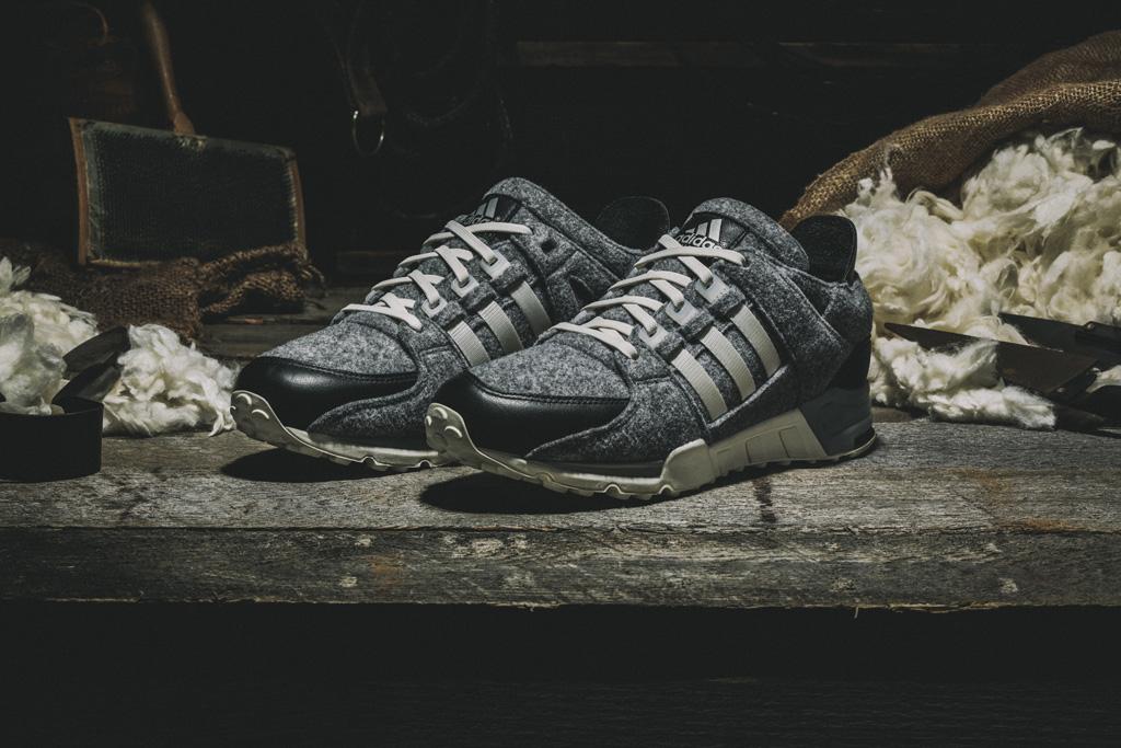 Adidas Originals Winter Wool EQT