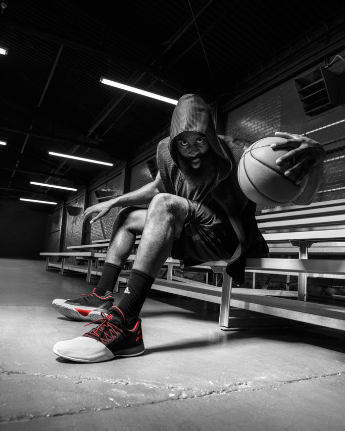 james harden sneaker adidas pioneer vol 1