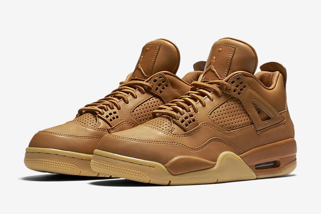 """Air Jordan 4 Premium """"Ginger"""""""