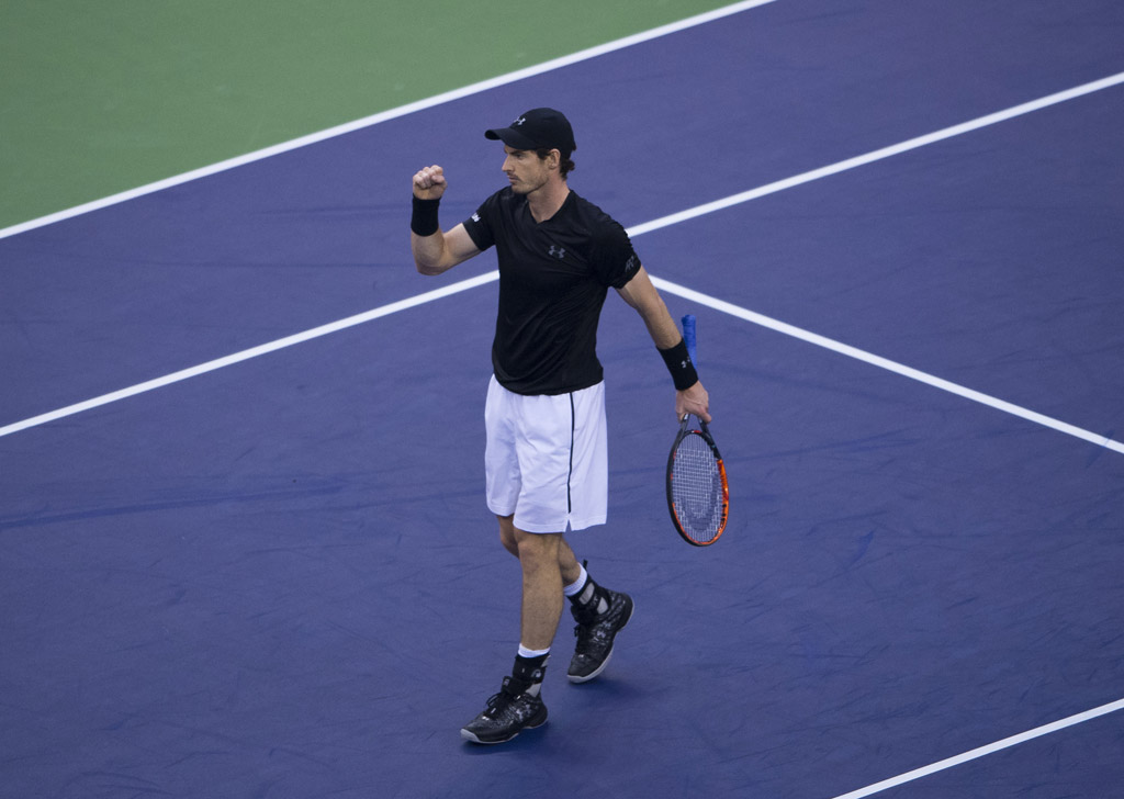 andy murray rolex shanghai masters tennis