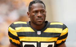 Antonio Brown Nike Pittsburgh Steelers NFL