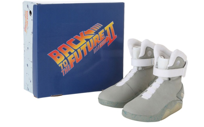 Back to the Future Part II Shoes Halloween