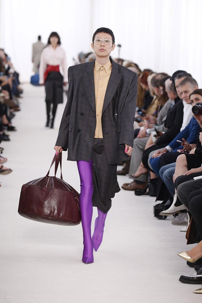 Balenciaga spring '17 collection
