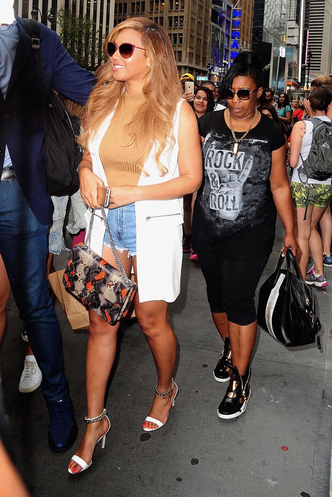 Beyoncé Manolo Blahnik